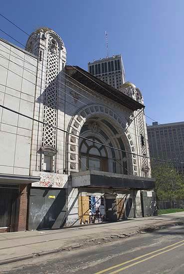 Solo se ve lo que nos dejan ver: Detroit, ciudad abandonada